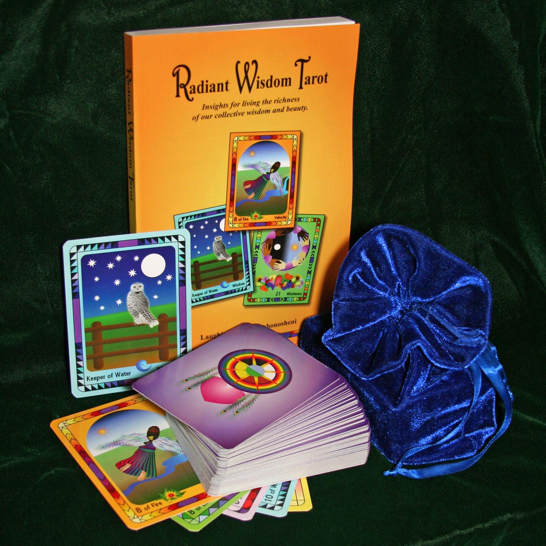 Radiant Wisdom Tarot